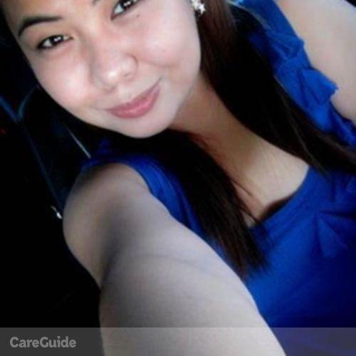 Canadian Nanny Provider Jennilyne Peralta's Profile Picture