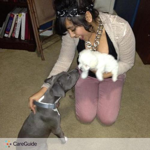 Pet Care Provider Cristal Rojas's Profile Picture