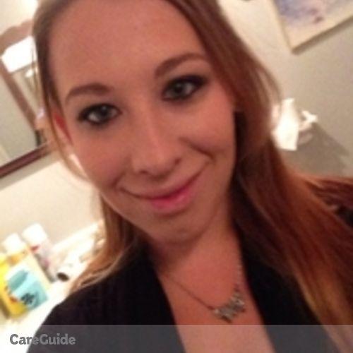 Canadian Nanny Provider Danielle Laurin's Profile Picture
