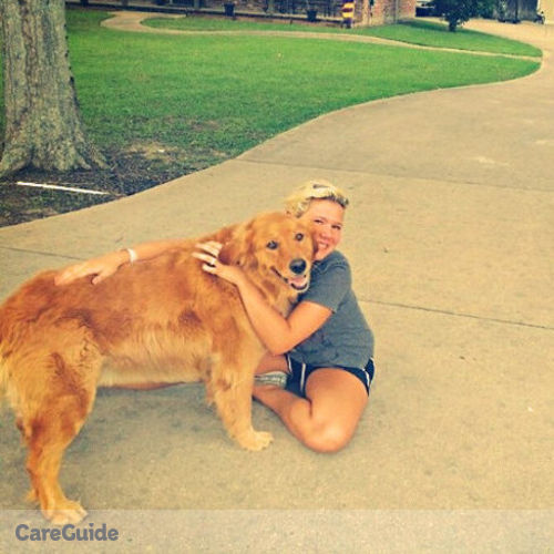 Pet Care Provider Lindsey Hudson's Profile Picture