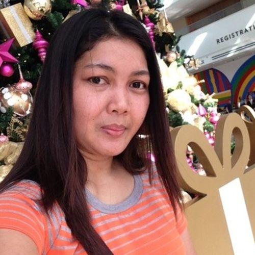 Canadian Nanny Provider Nenita Diokno's Profile Picture