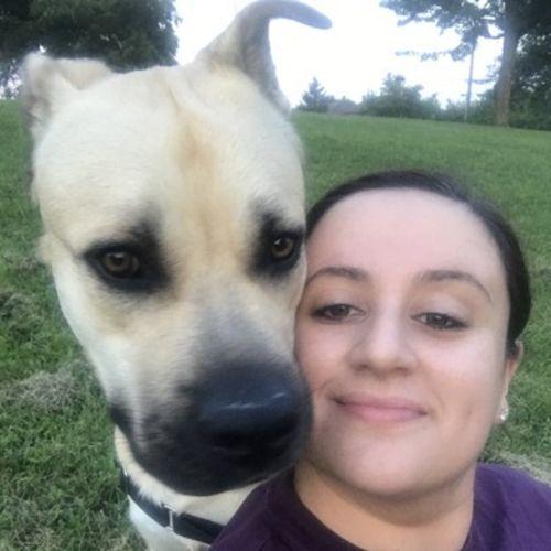 Pet Care Provider Alyssia Tieri's Profile Picture