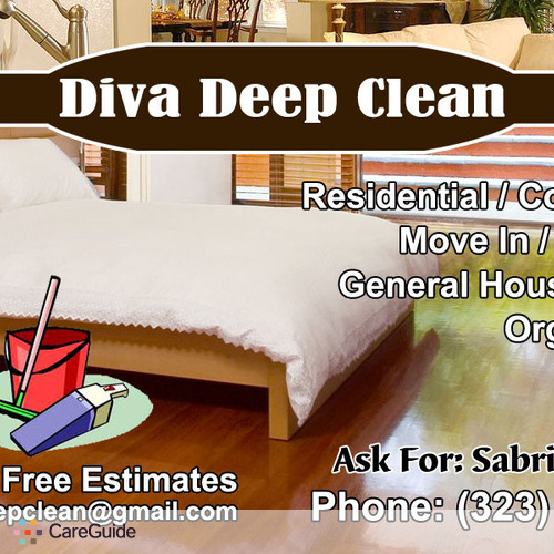 Housekeeper Provider Sabrina C's Profile Picture