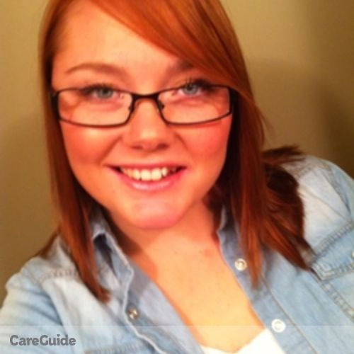 Canadian Nanny Provider Kaitlin S's Profile Picture