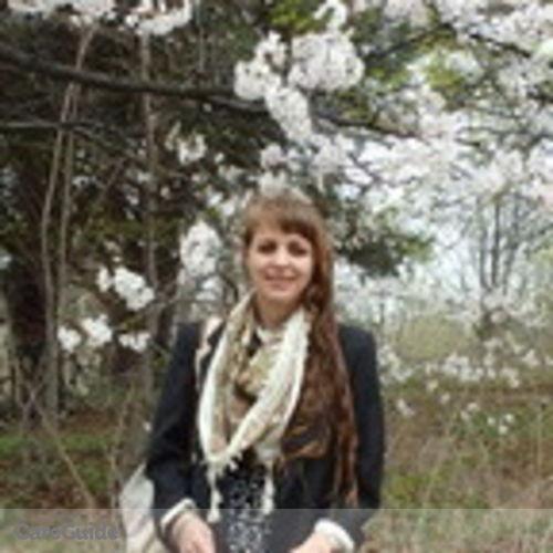 Canadian Nanny Provider Tasha T's Profile Picture