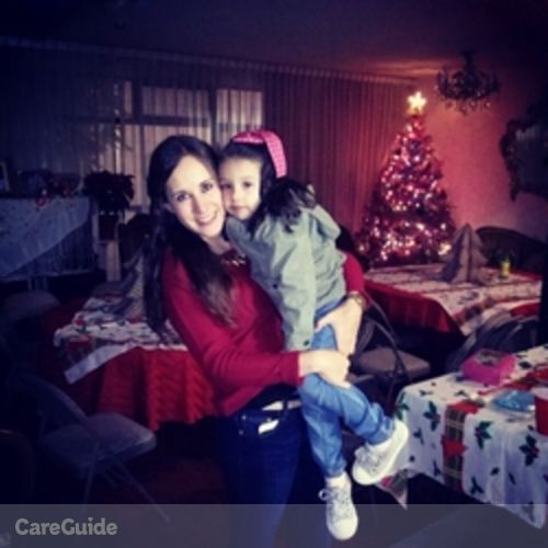 Canadian Nanny Provider Maria Jose Roman's Profile Picture