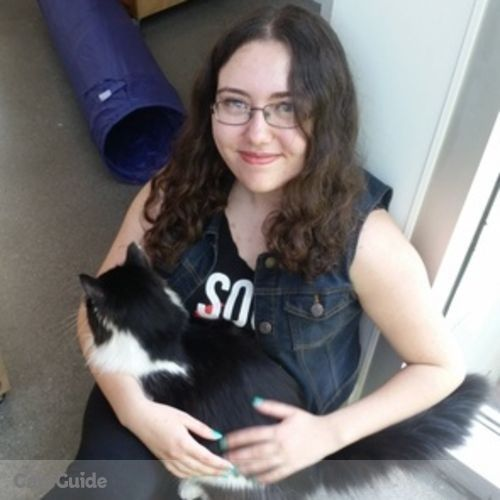 Pet Care Provider Marina G's Profile Picture