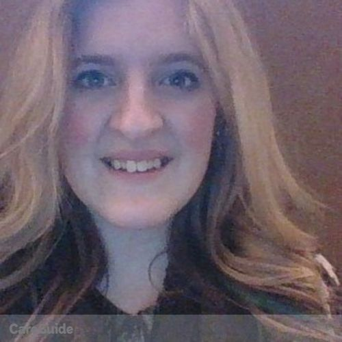 Canadian Nanny Provider Kelsee D's Profile Picture