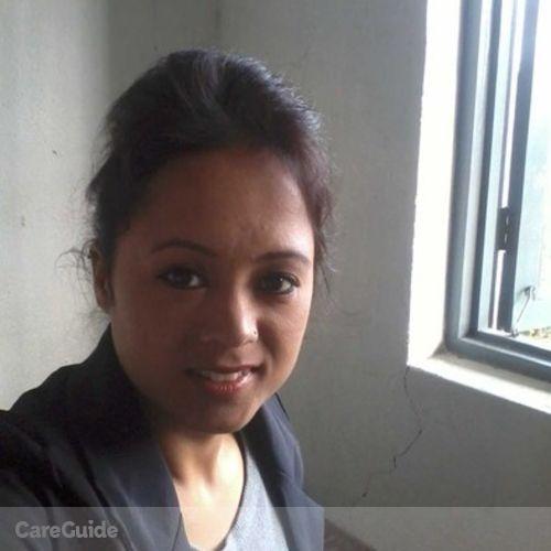 Canadian Nanny Provider Babita Thapa's Profile Picture