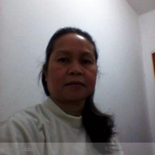Canadian Nanny Provider Evangeline V's Profile Picture