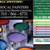 Painter in Los Angeles
