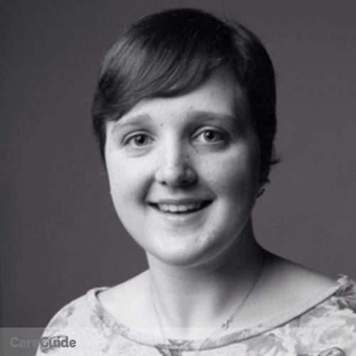 Canadian Nanny Provider Erin Kinsellla's Profile Picture