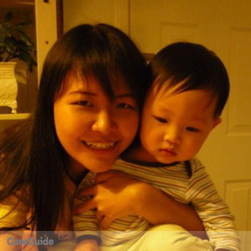 Canadian Nanny Provider Meli C's Profile Picture