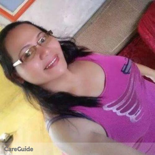 Canadian Nanny Provider Raquel Constante's Profile Picture