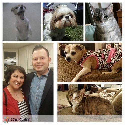 Pet Care Provider Christina G's Profile Picture