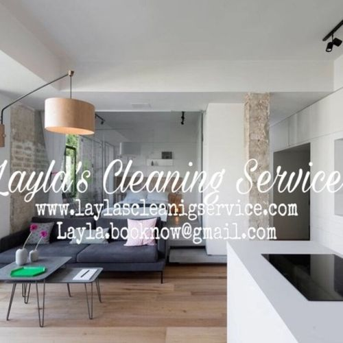 Housekeeper Provider Layla Cleaning Service's Profile Picture