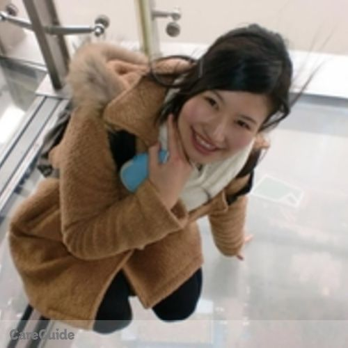 Canadian Nanny Provider Ayaka Y's Profile Picture