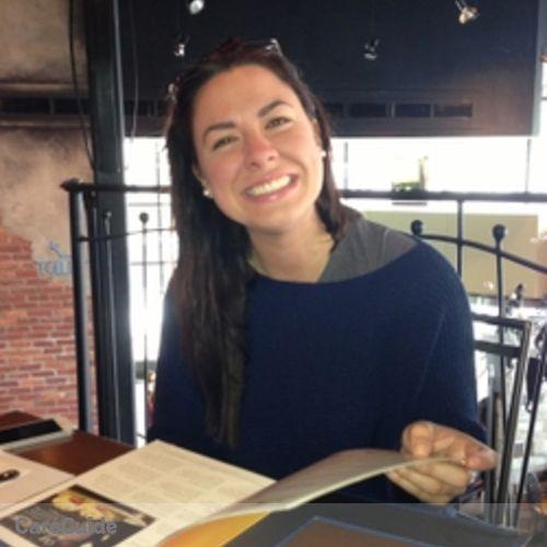 Canadian Nanny Provider Morgan Ferguson's Profile Picture