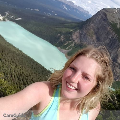Canadian Nanny Provider Hannah Best's Profile Picture