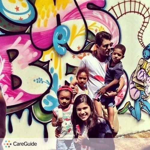 Child Care Provider Pedro Henrique Santos's Profile Picture