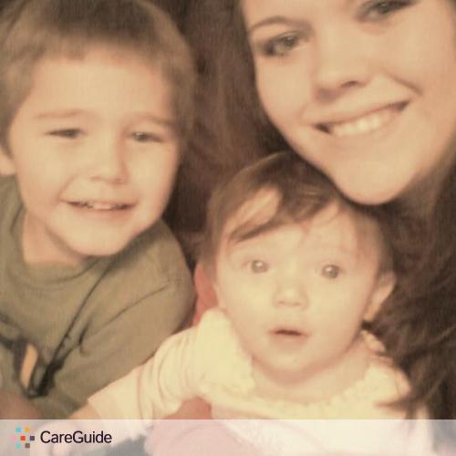 Child Care Provider Amber Jasman's Profile Picture