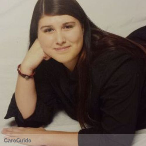 Canadian Nanny Provider Teressa E's Profile Picture