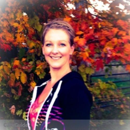 Canadian Nanny Provider Jennifer Jenkins's Profile Picture