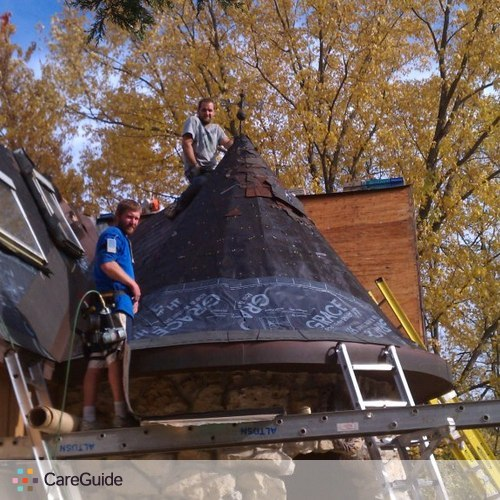 Roofer Provider Jeff S's Profile Picture