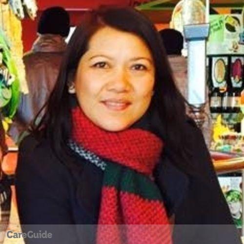 Canadian Nanny Provider Maribeth Diomampo's Profile Picture