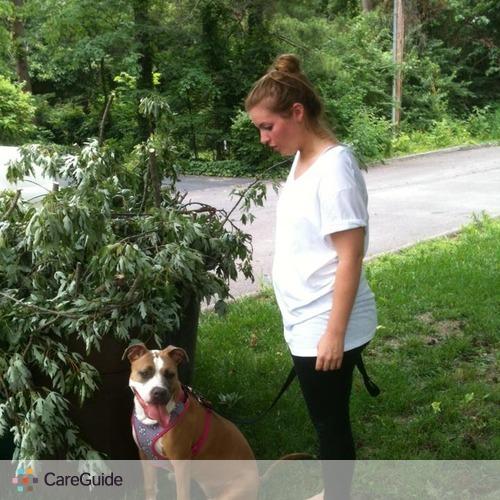 Pet Care Provider Courtney G's Profile Picture