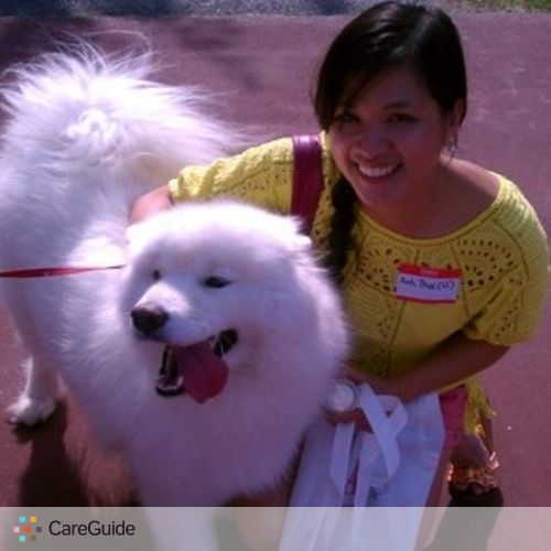Pet Care Provider Vi Thai's Profile Picture