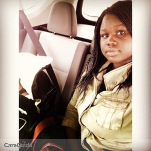 Canadian Nanny Provider Becky Uchala's Profile Picture
