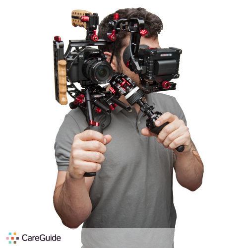 Videographer Provider Glenn Williamson's Profile Picture