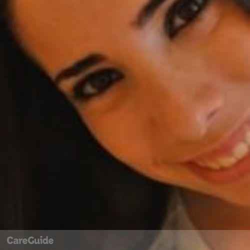 Canadian Nanny Provider Larissa Afonso's Profile Picture