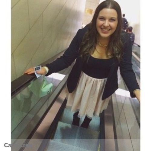 Canadian Nanny Provider Maya Varley's Profile Picture