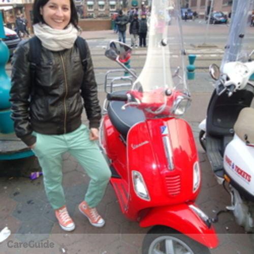 Canadian Nanny Provider Liubov Bress's Profile Picture