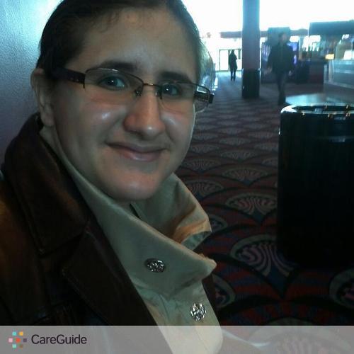 Child Care Provider Paloma Castro's Profile Picture