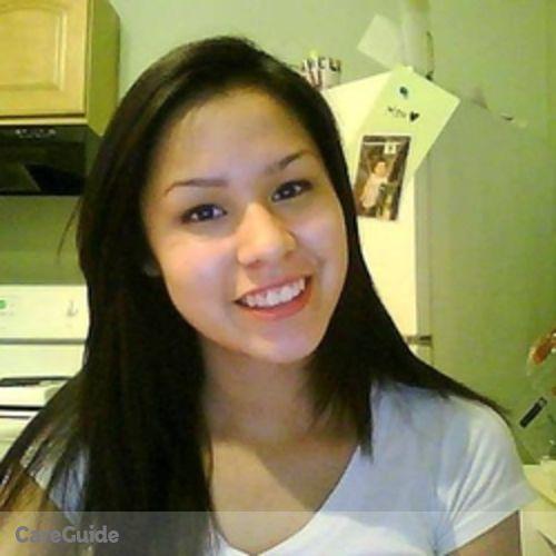 Canadian Nanny Provider Jenna C's Profile Picture