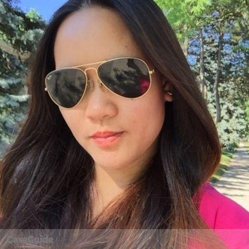 Canadian Nanny Provider Chelle R's Profile Picture