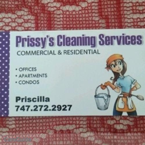 Housekeeper Provider Priscilla Rodriguez's Profile Picture