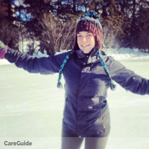 Canadian Nanny Provider Emilie L's Profile Picture