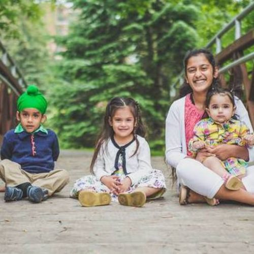 Canadian Nanny Job Gurmeet Ahluwalia's Profile Picture