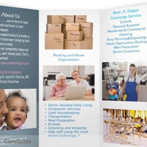 Elder Care Provider Tammy P's Profile Picture