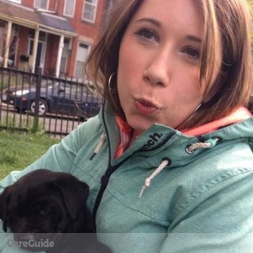 Canadian Nanny Provider Lily C's Profile Picture