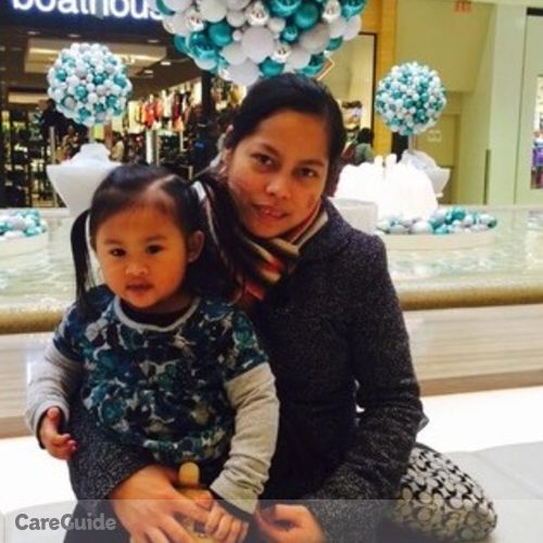 Canadian Nanny Provider Consuelo C's Profile Picture