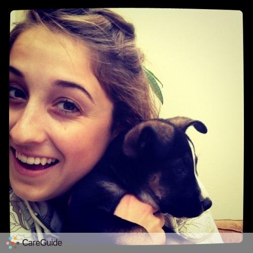 Pet Care Provider Hannah Klisura's Profile Picture