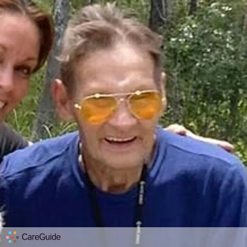 Elder Care Job Bobbie F's Profile Picture