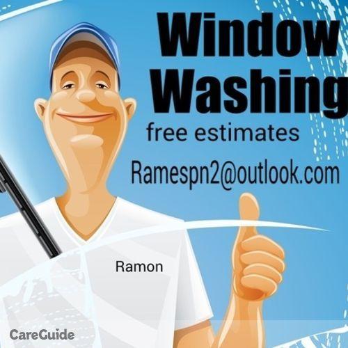 Housekeeper Provider Ramon Espinoza's Profile Picture