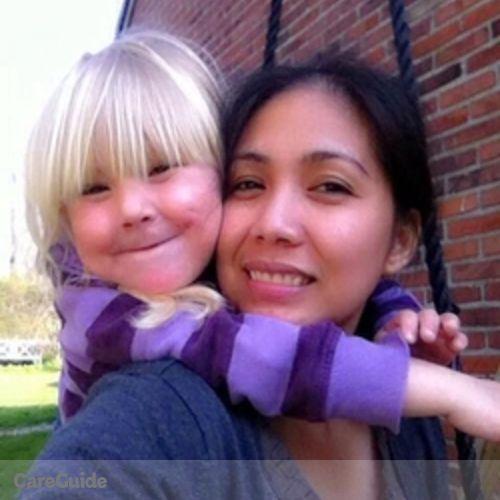 Canadian Nanny Provider Shiela Mae Lopez's Profile Picture
