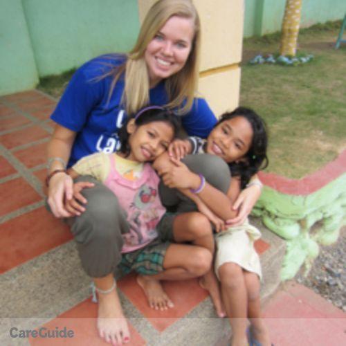 Canadian Nanny Provider Alyssa Willems's Profile Picture